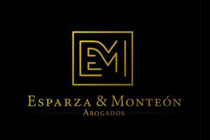 """Logo """"Esparza & Monteón Abogados"""" LegalZone"""