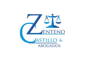 """Logo de perfil """"Zenteno Castillo Abogados"""""""